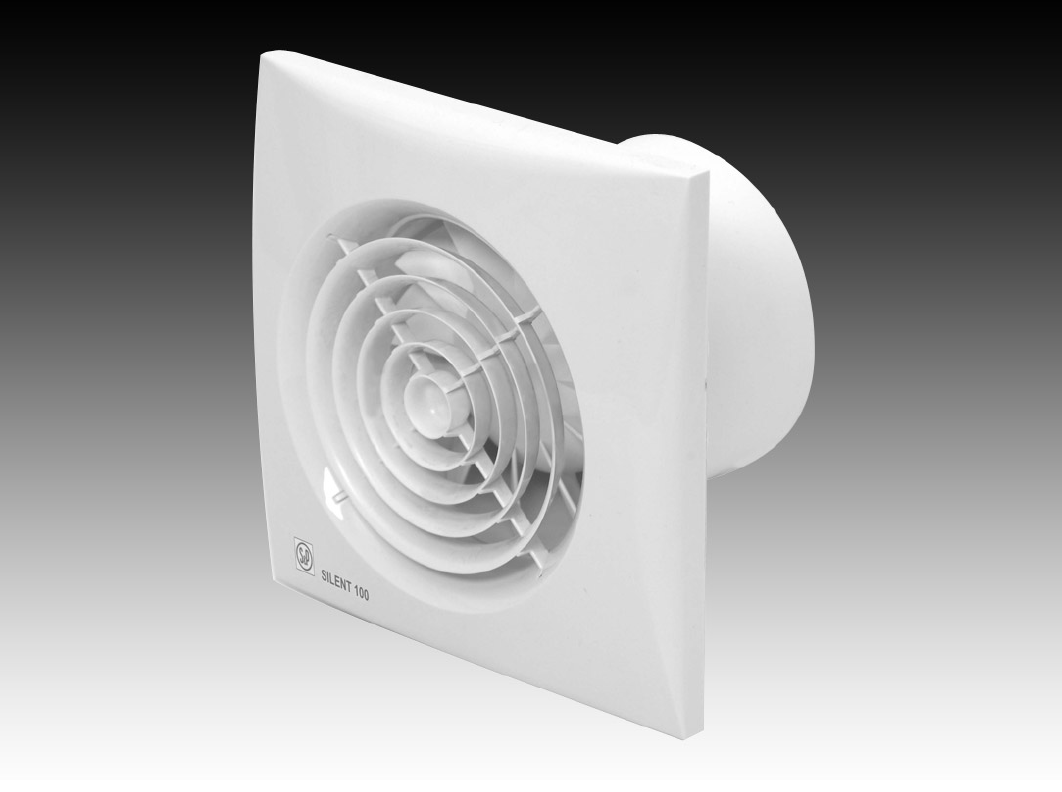 "Buitiniai ventiliatoriai SILENT (""S&P"")"