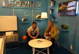 LEOVIRA stendas parodoje Estbuild 2017-2