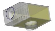 Difuzorių pajungimo akustinės dėžės MBL
