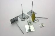 Segtukas GWS, skirtas stačiakampio vėdinimo kanalo izoliavimui.