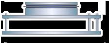 Perforuoti lubiniai difuzoriai PLD