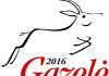 """""""Gazelė 2016"""" sertifikatas"""
